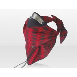 Chusta Respro Bandit Scarf - Diamond Red