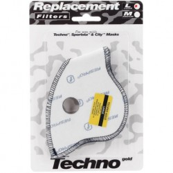 Filtry Respro Techno Filter Pack